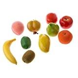 Generic Lot Fruits Artificiels Jouet Enfant Jeux d'Imitation Décoration de la Maison Magasin Photographie