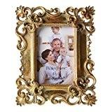 Giftgarden Cadre pour Photo Classique en Résine 10x15 CM