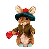 Gund Beatrix Potter A26812 Peluche Benjamin le Lapin Taille Moyenne Polyester