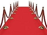 Hollywood Affiche cérémonie Celebrity Jewellery rouge-Tapis Chemin de couloir (4,5 m