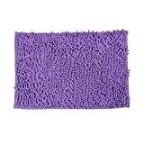 Hoomall Tapis de Salle de Bain 40x60cm Violet