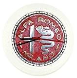 Horloge murale Alfa Romeo Vintage (2° version)