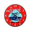 Horloge Murale Classic Garage