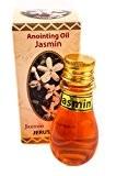 Huile Parfumée JASMIN onction naturel Jasmin authentique Jérusalem Parfum 30ml