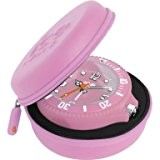 ICE-Watch - ITAF.PK - - Réveil Mixte - Quartz Analogique - Cadran Rose - Bracelet