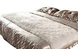 Icegrey Shaggy Tapis En Imitation Peau De Mouton Laine Tapis En Fausse Fourrure Décoration de Coussin Siège Pour Chambre à ...