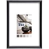 Imagine - Cadre photo Expo noir 30x40 cm