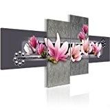 Impression sur toile 100x43 cm - 4 pieces - Image sur toile - Images - Photo - Tableau - motif ...