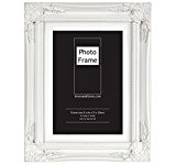 Innova Editions Maissance Cadre photo, blanc, 15 x 20 cm/ 8 x 6-inch