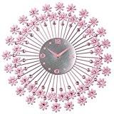 Jack Mall- personnalité salon Creative horloge murale décoration tableaux muraux montre muet européenne chambre de mode moderne circulaire horloge Art ...