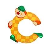 JANOD - Lettre Clown C