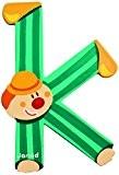 JANOD - Lettre Clown K