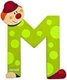 JANOD - Lettre Clown M
