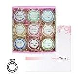 """JewelCandle, bougie parfumée """"Rain Drops"""" avec un bijou surprise en argent (Bracelet) d'une valeur allant de 10 à 250 € ..."""