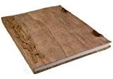 Journal Tr?s Grand Format Fait-main Naturel Bark, Uni Pages (35cm x 28cm x 2cm)