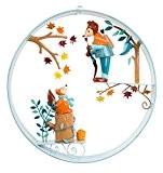 L'Oiseau Bateau Cerceaux Scènes Murale Robin des Bois Décoration