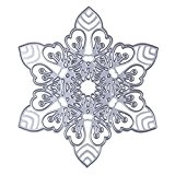 La Cabina Bricolage Album de Fleur de Neige Noël Fleur de Neige Cutting Dies Stencil Pour DIY Scrapbook Album Paper ...