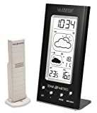 La Crosse Technology - WD2120 Station star météo - Noir