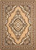 Lalee 347173082 Tapis Sahara 102, 60 x 110, Beige