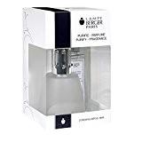 LAMPE BERGER - 004611 - COFFRET DECOUVERTE LAMPE A CATALYSE DIFFUSEUR DE PARFUM MODELE COCOON GIVREE