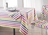 Lulu Castagnette Assise matelassée tissé teint Fraîcheur - 40 x 40 cm