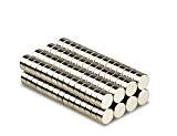 Magnetastico® | Lot de 100 aimants néodymes N52 disque 6x2 mm | Magnet pour réfrigérateur Magnet pour tableau d'affichage Aimant ...