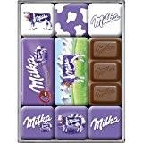 Magnets Milka - Set de 9 aimants