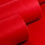 Mariage cérémonie d 'ouverture de la scène une seule fois tapis rouge ( taille : 0.4*20m )