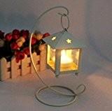 mobilier en fer forgé d'ornement décoratif de chandelier rétro - romantique,b