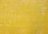 Moderne tapis Designer ROUV Tapis Moutarde 100 x 150cm Moutarde 60% viscose 40% coton
