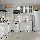 Nouveau 0.61*5M Auto-Adhésif Stickers de Cabinet en Top QualitéPVC Rouleau de Papier pour Meubles / Cuisine / Salle de bains ...