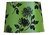 Oaks Lighting Abat-jour tambour 30 cm (Vert)
