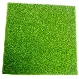 Outgeek gazon artificiel Simulation Moss faux gazon pour jardin
