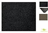 Paillasson lavable MadeInNature / Tapis d'entrée / Très absorbant + lavable en machine / Tailles et couleurs au choix (40x60cm, ...
