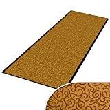 Paillasson sur mesure casa pura® tapis anti poussiere   absorbant   accueil   7 couleurs, 16 tailles   Brasil, jaune ...