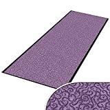 Paillasson sur mesure casa pura® tapis anti poussiere   absorbant   entrée   7 couleurs, 16 tailles   Brasil, violet ...