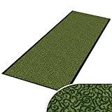 Paillasson sur mesure casa pura® tapis anti poussiere   absorbant   hôtel   7 couleurs, 16 tailles   Brasil, vert ...