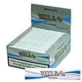 papier à rouler rizla + micron slim x 50