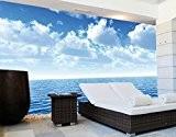 Papier peint photo no.7 'SILENT OCEAN' 400x280cm, Größe:280cm x 400cm