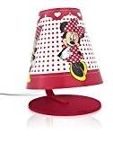 Philips Lampe à Poser LED Minnie Mouse Matière Synthétique