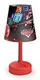 Philips Lampe nomade à piles LED Motif Cars Rouge