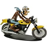 Promobo -Figurine de Collection BD Joe Bar Team Racing Ducati 350 Ted Debielle N°2