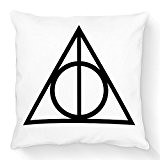 PTP - Coussin Harry Potter Relique de la Mort (Deathly Hallows)