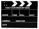 PuTwo Album Photo Scrapbooking Pour Fujifilm Instax Mini Photo Sytle Film Idées Cadeaux Anniversaires - Noir