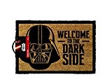 Pyramid intl - Paillasson Star Wars - Welcome To The Darkside Taille 40x60cm - 5050293850337