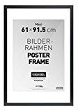 Reinders Posters BV Cadre pour poster avec vitre en verre acrylique incassable grand format 61 x 91,5 cm 61 x ...