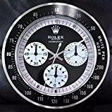 Rétro Clock Wall Rolex