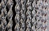 Rideau/Moustiquaire en PVC – modèle 21 - Bâtonnet D'ALUMINIUM - Made in Italy - Mesures Standard (90x200/100X220/120X230/130X240/150X250) - (100 X ...
