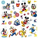 Room Mates Stickers Muraux Mickey Mouse Club
