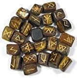 Runes Oeil de Tigre (divination - voyance)